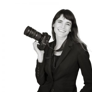 Noelle O'Brien, photographer with Trina Koster Photography
