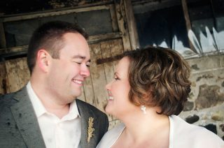 Traditional wedding pictures by Jeannine Brady in Guelph.