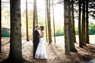 Wedding photography at King Valley Golf Club in King City, Ontario.