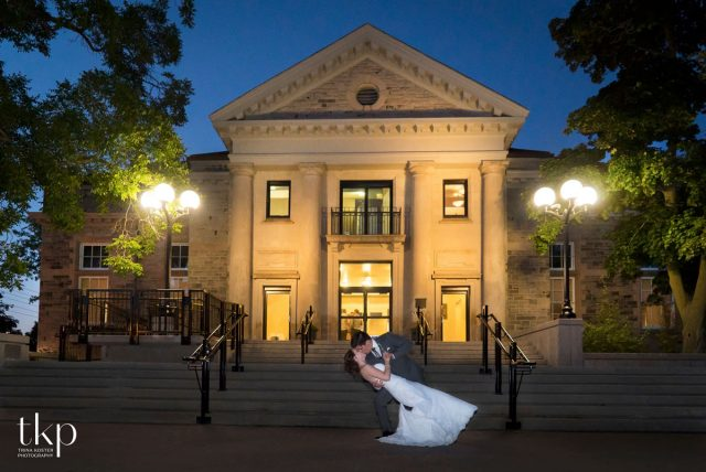 guelph wedding venue creelman hall