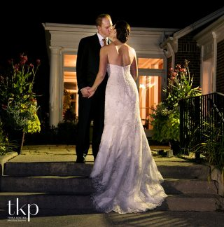 cutten fields outdoor wedding photo
