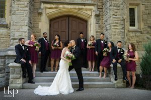 War memorial hall Guelph wedding