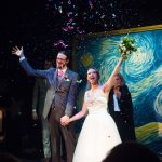 Wedding at Kitchener-Waterloo Little Theatre