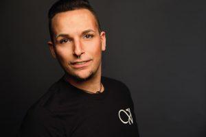 Jon Dobbie of Valentinis Hair Design